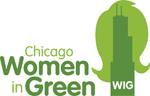 Women in Green Logo