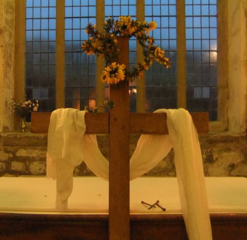 Uninhabited Cross