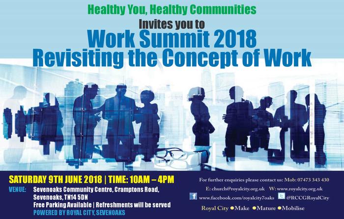 Work Summit 2018