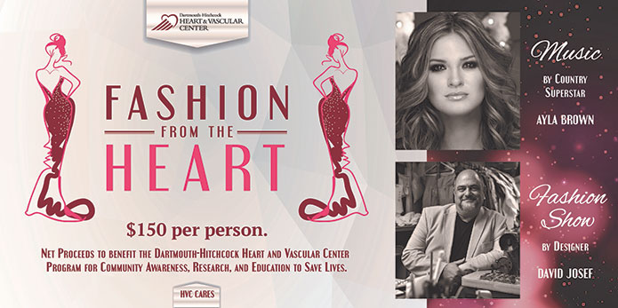 Fashion from the Heart