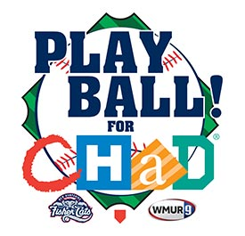 WMUR Play Ball for CHaD night