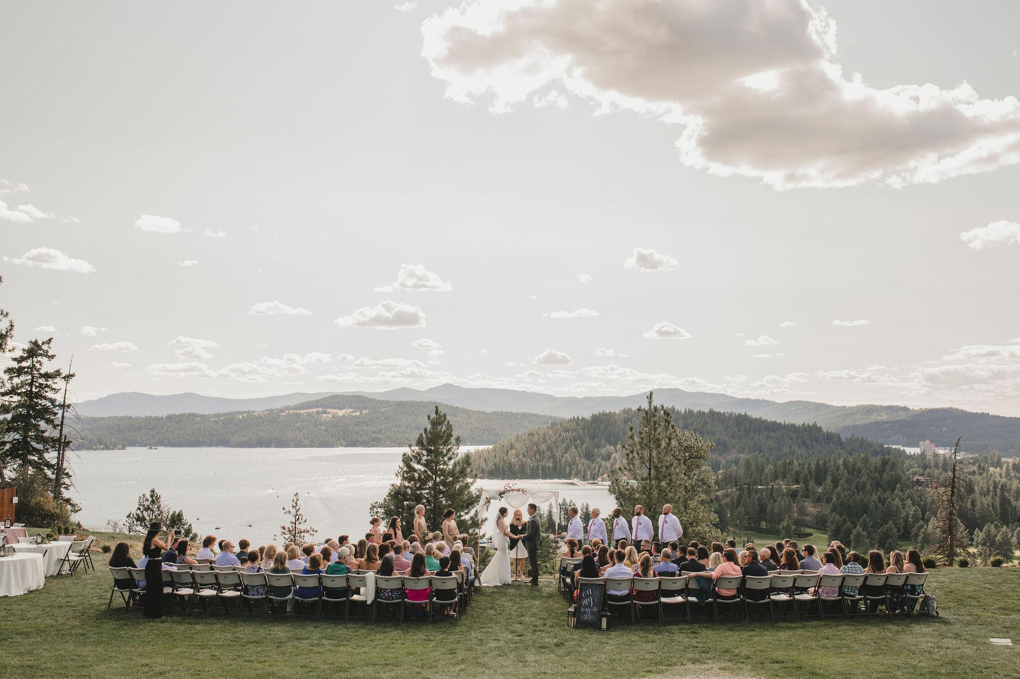 SAS Weddings Coeur d'Alene ID