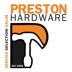 Preston Hardware Logo