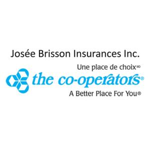 The Co-Operators Josee Brisson Insurance Logo