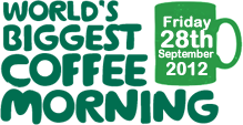 Macmillan Worlds biggest coffee morning