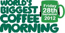 Macmillan Worlds biggest coffee morning