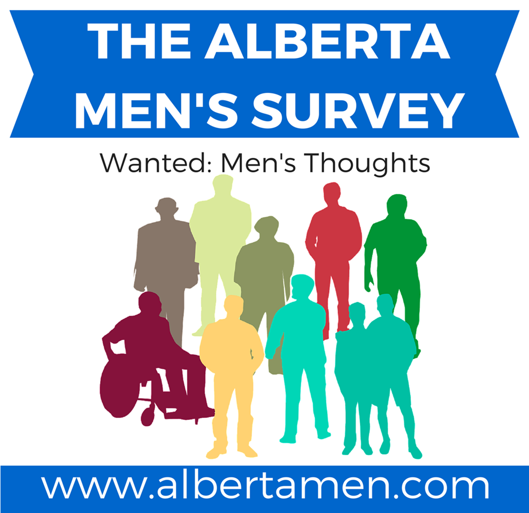Alberta Men Survey Logo