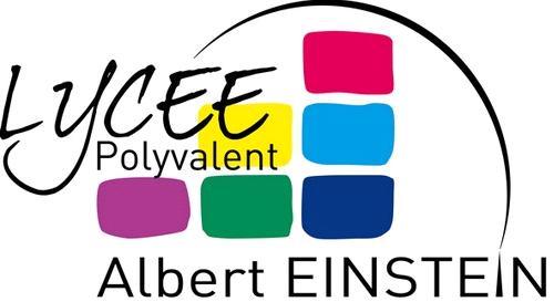 Logo Lycée Albert Einstein