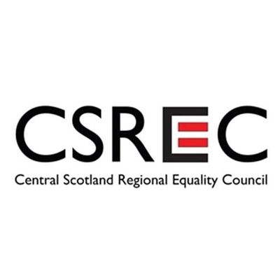 Central Scotland Regional Equality Council (CSREC) logo