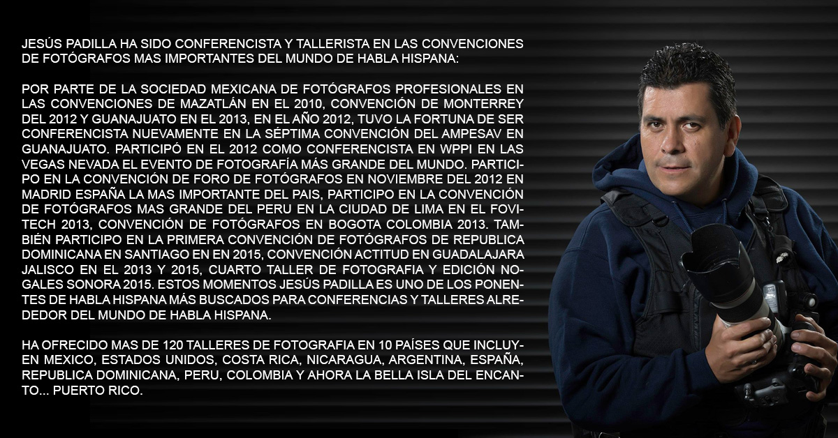 Jesus Padilla Bio