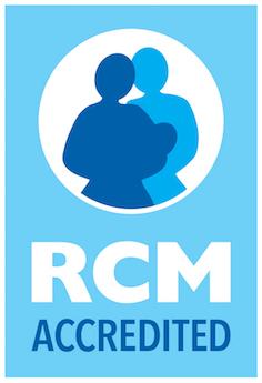 RCM Accreditation Logo