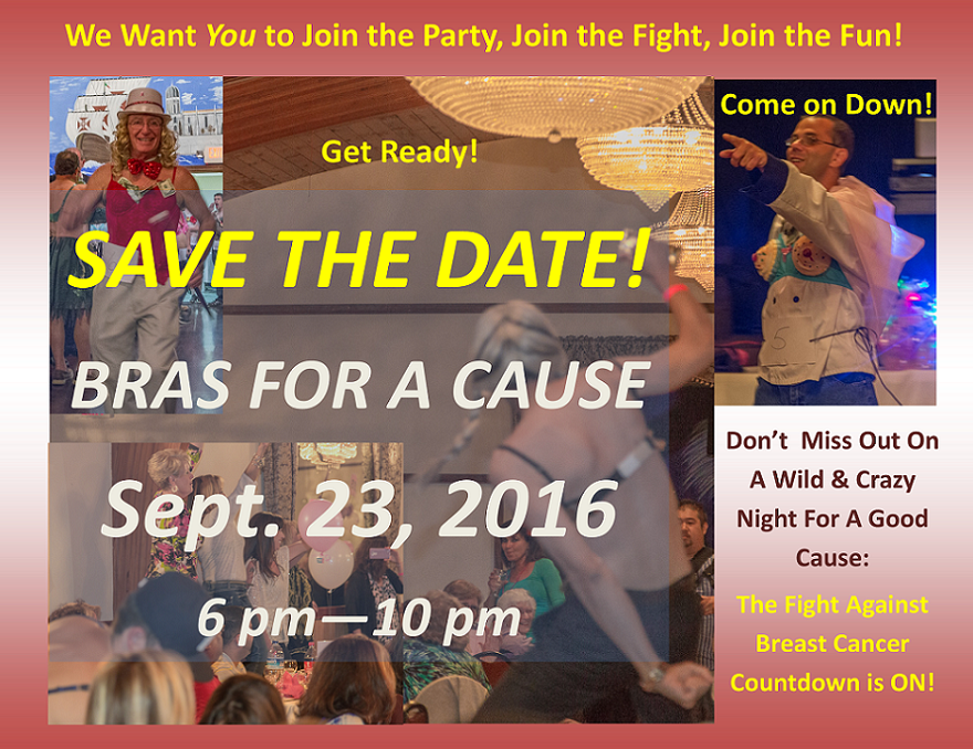 Save the Date BfaC 2016