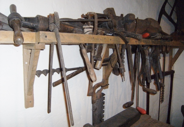 THEATRE OF DRAMS Coopering Tools #ScotchTalk