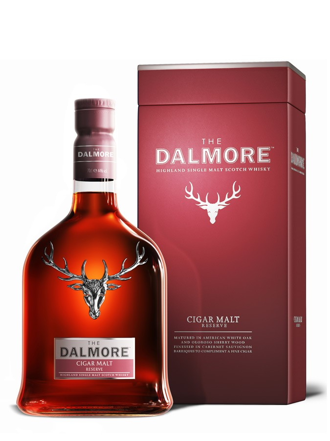 Dalmore Cigar Malt at THEATRE OF DRAMS