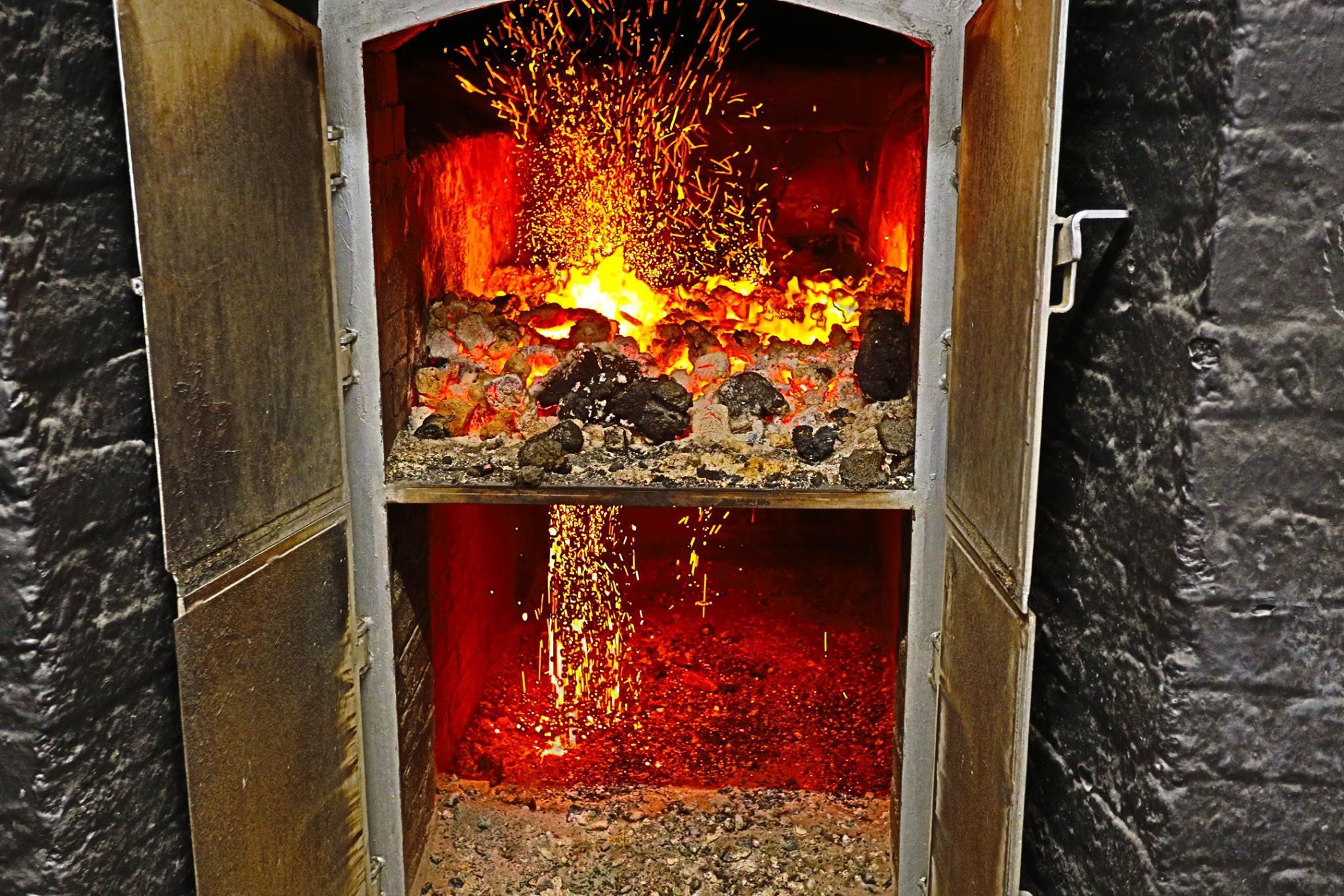 Kiln Fire #ScotchTalk #TheatreofDrams