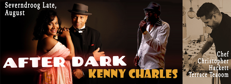 After Dark, Kenny Charles, Christopher Hackett