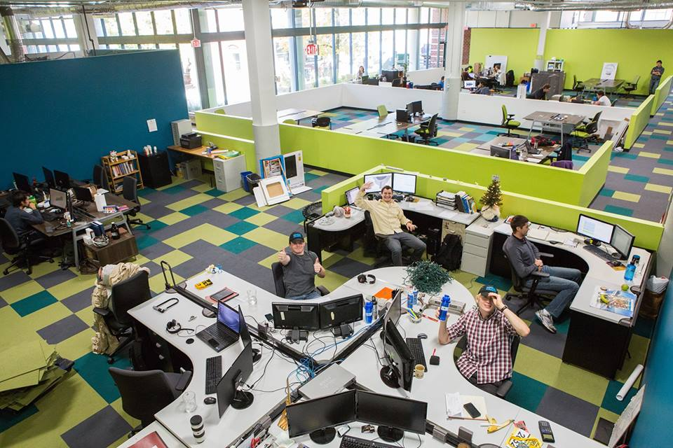 Greentown Labs Space