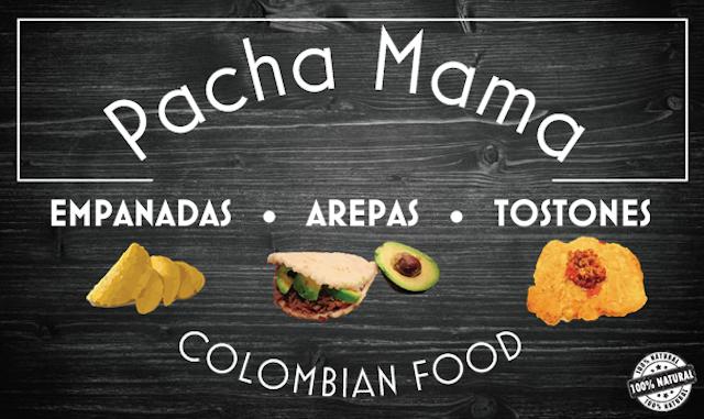 Pacha Mama Colombian Food Truck