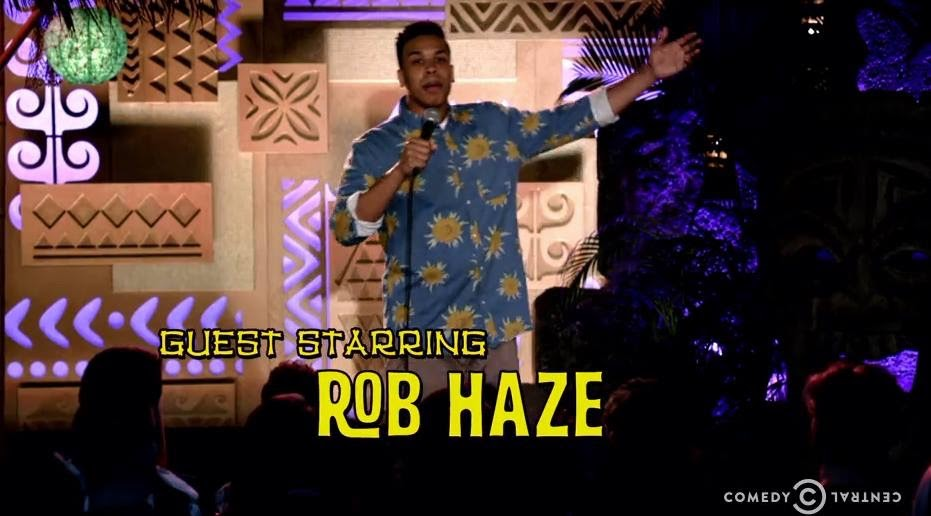 Stand-Up @ The Sparrow Presents...Rob Haze