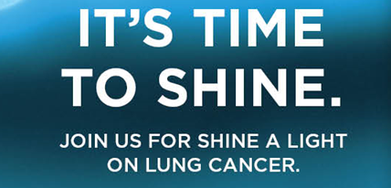 Shine a LIght on Lung Cancer - AAMC Event