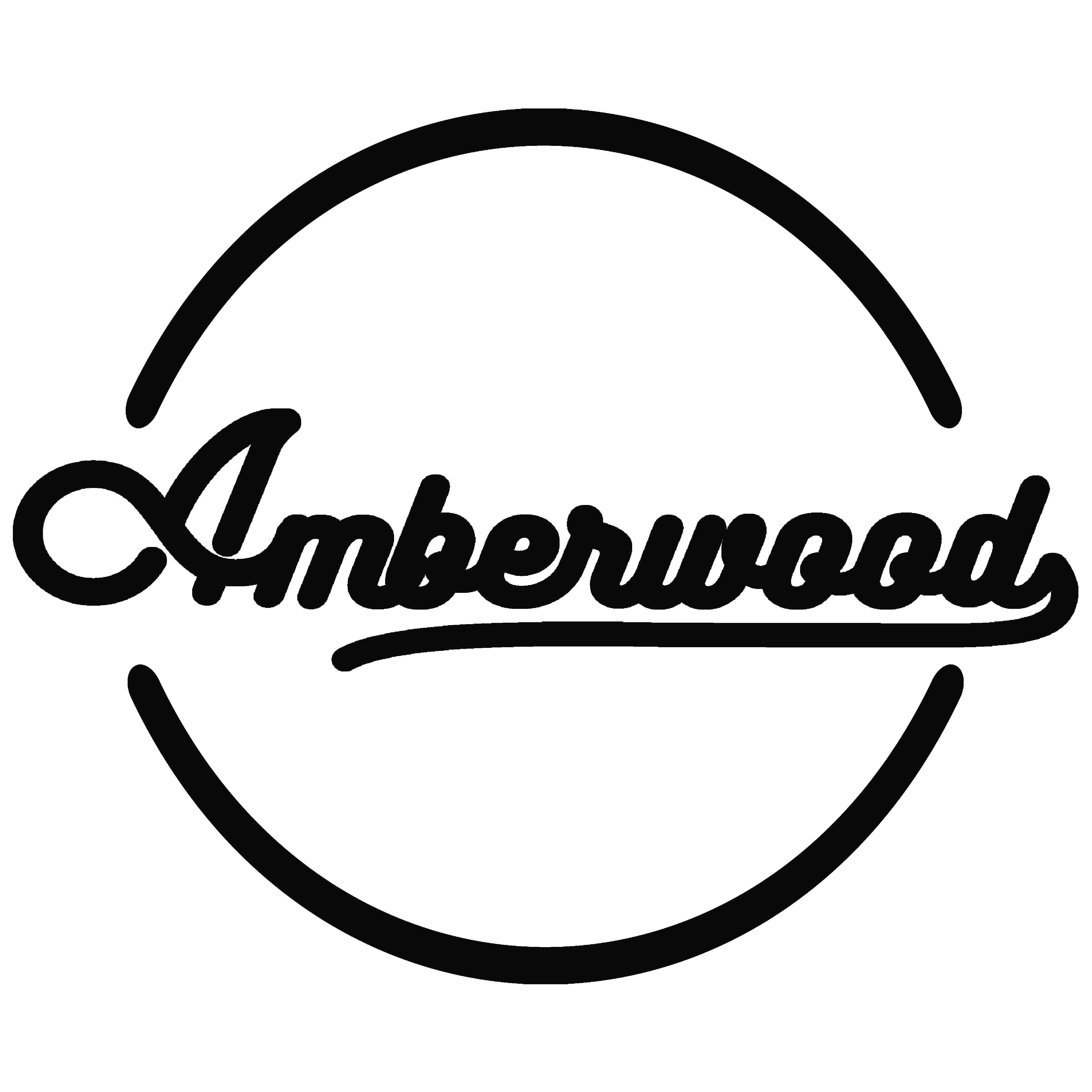 Amberwood Logo