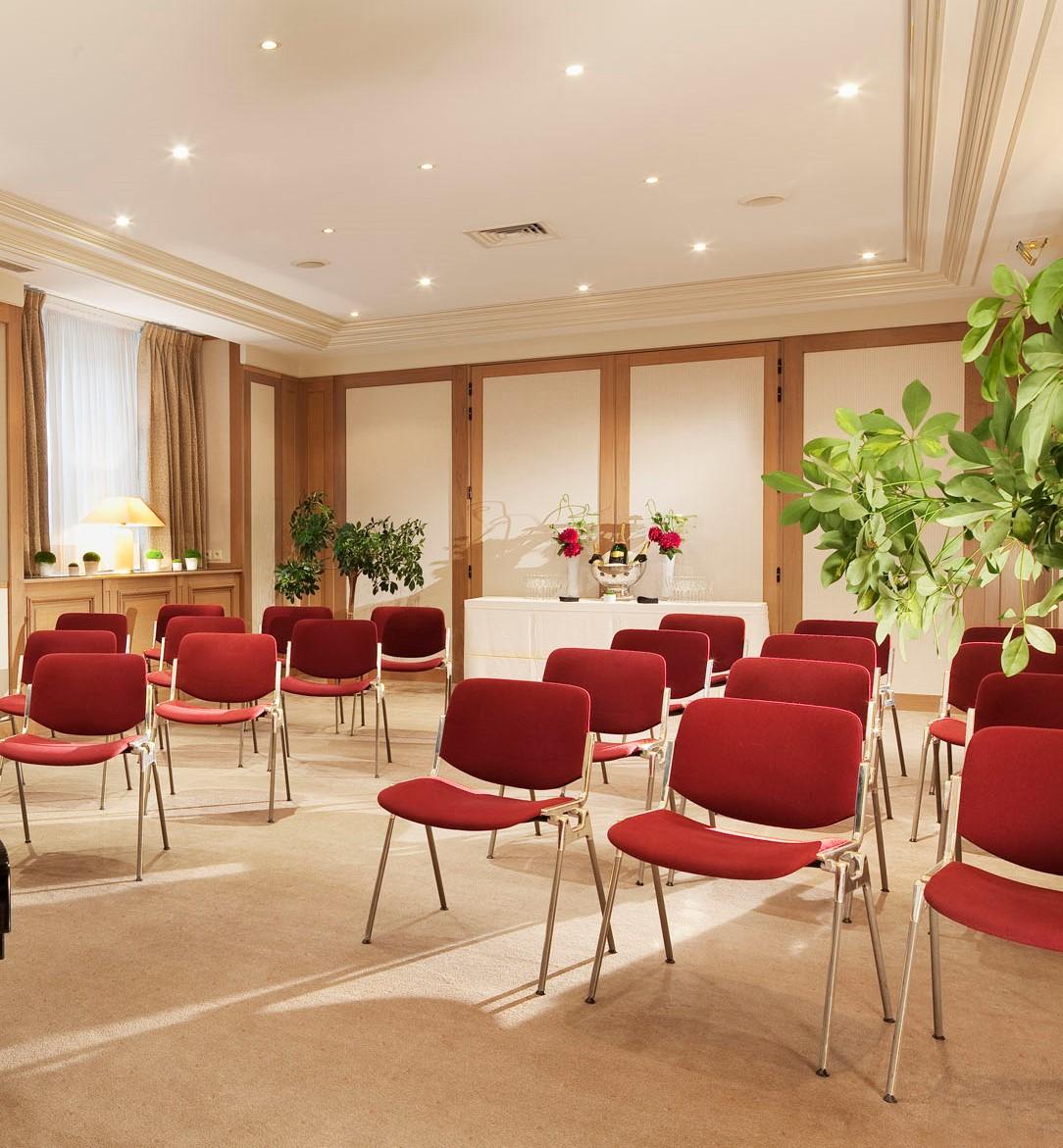 Salon Villa-Lobos, Hôtel Bedford