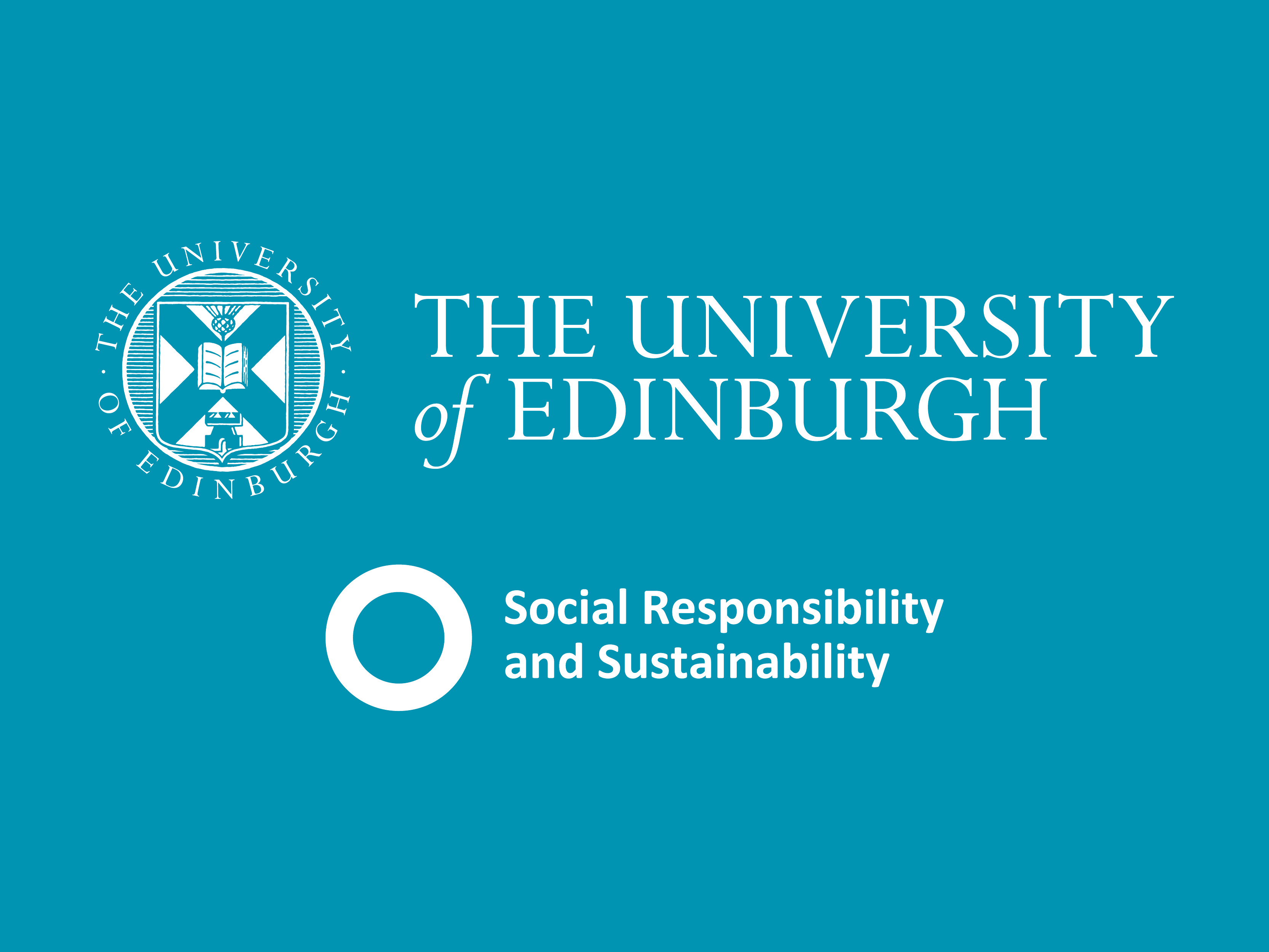 university of Edinburgh SRS logo