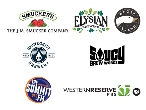 Art & Ale 2019 Sponsor Logos