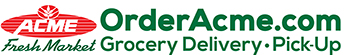 Acme Freshmarket OrderAcme.com logo