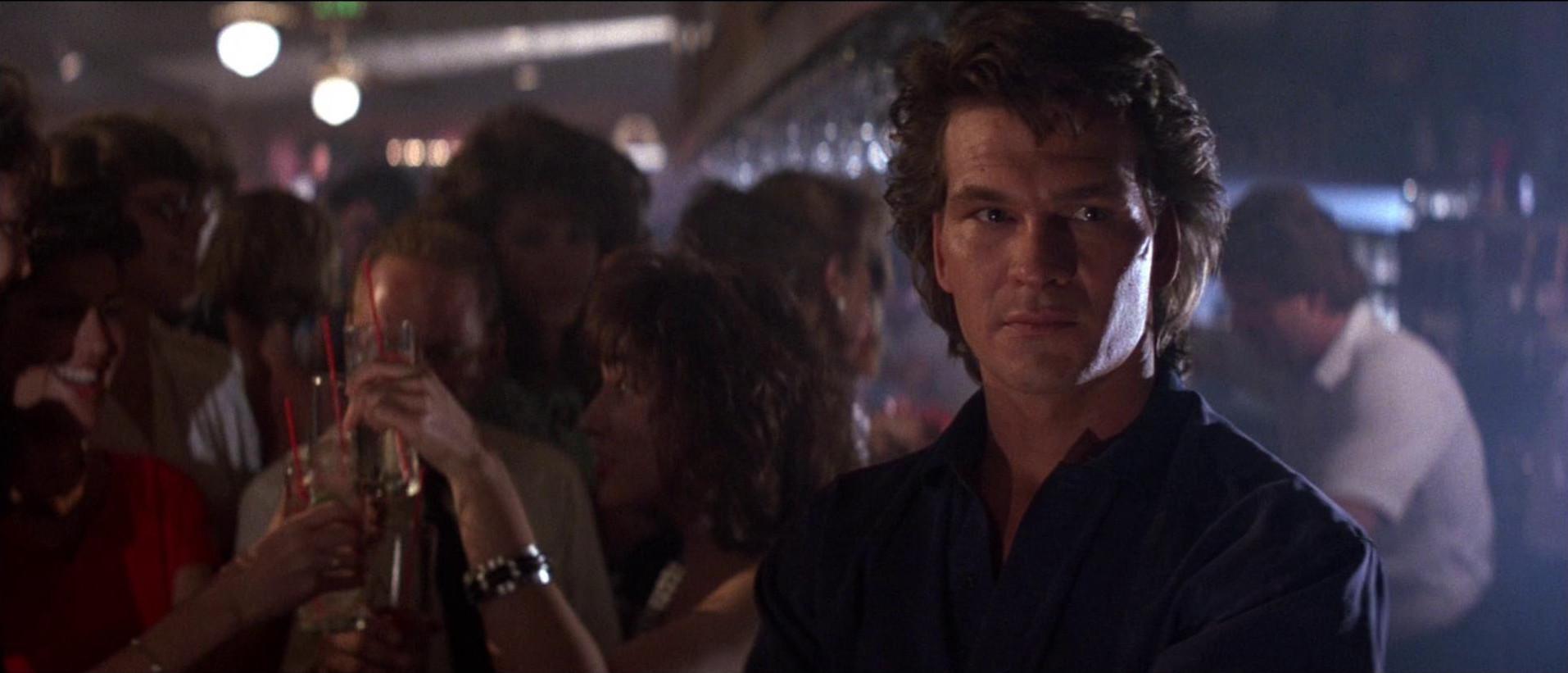 Drunken Cinema: Patrick Swayze in ROAD HOUSE (1989 ...