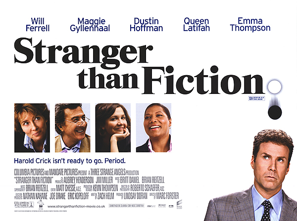 essay stranger than fiction