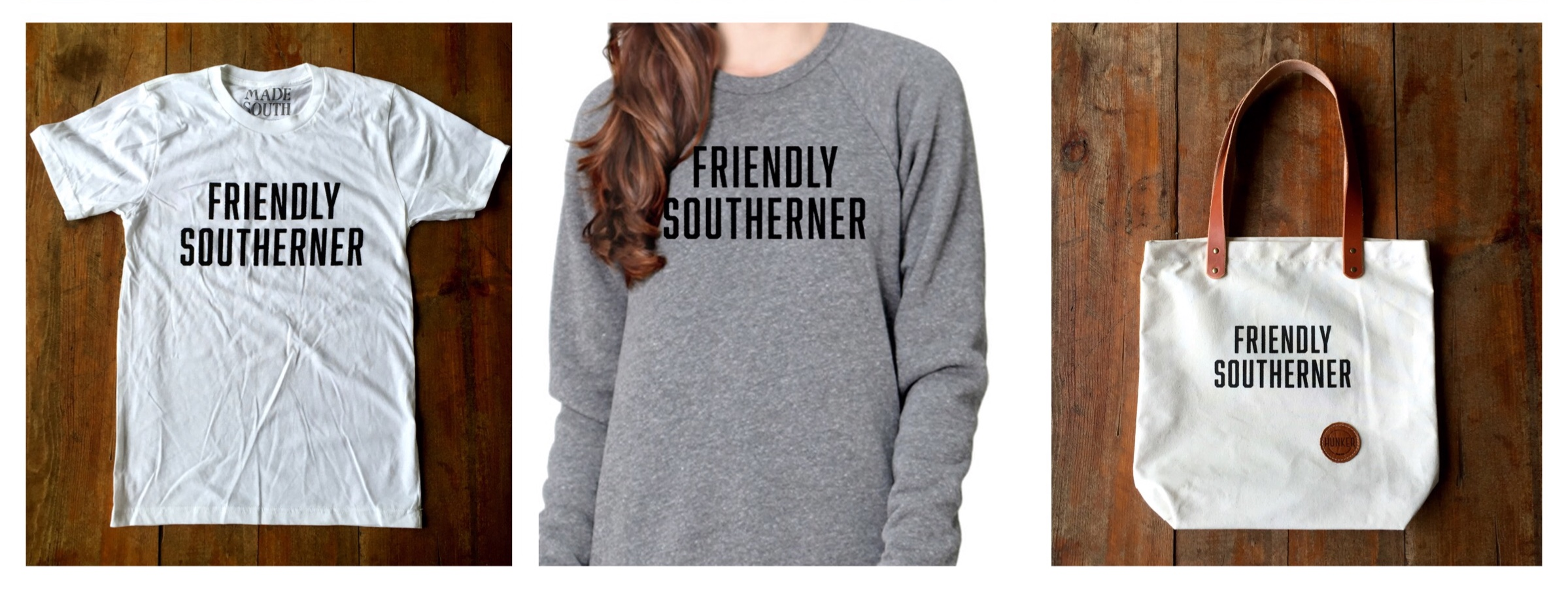 Ultimate Friendly Southerner Package