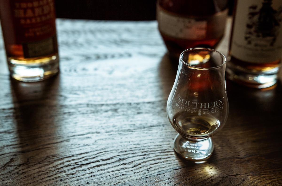Southern Whiskey Society Glencairn Glass