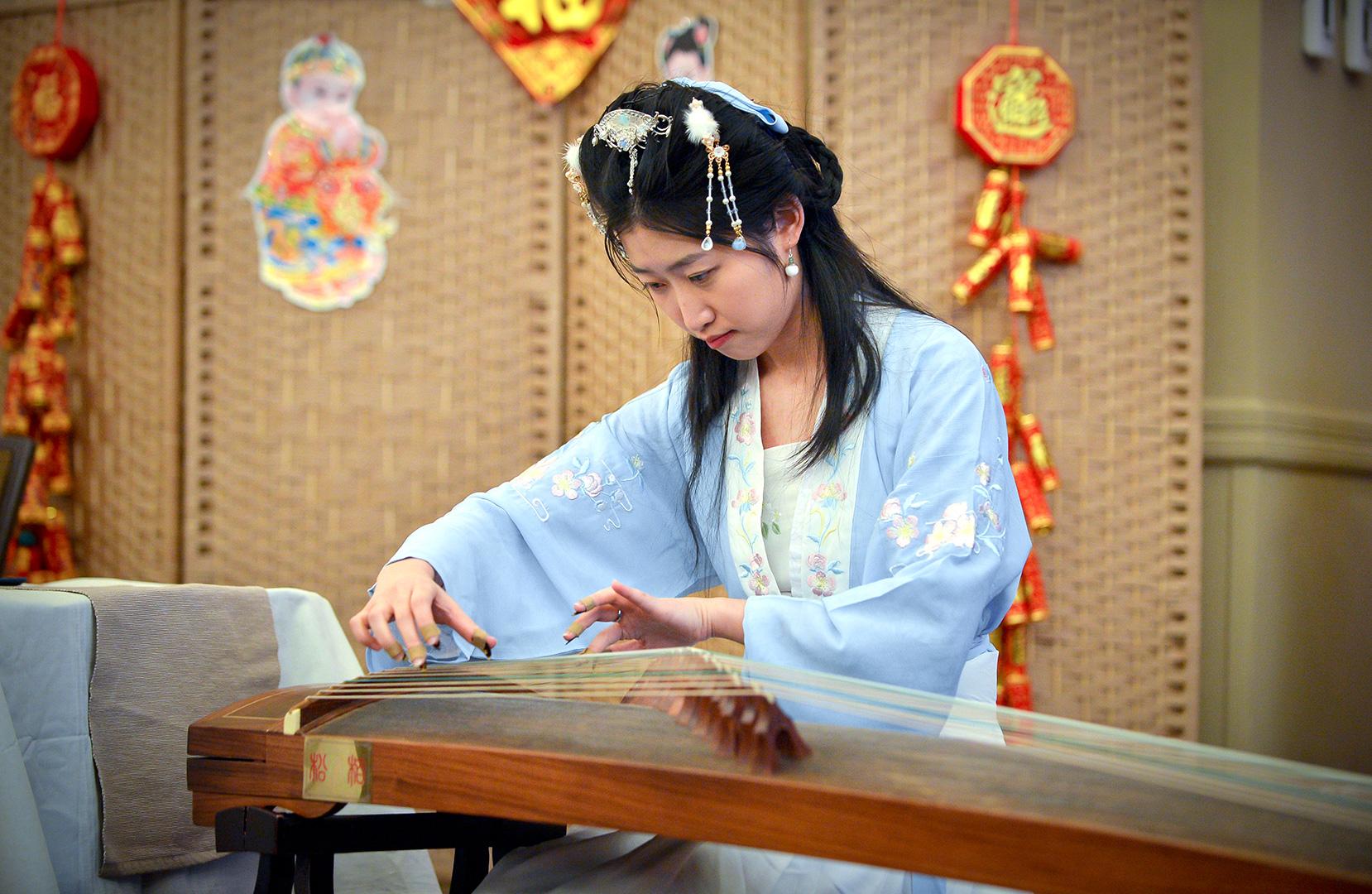Chinese Music Guqin