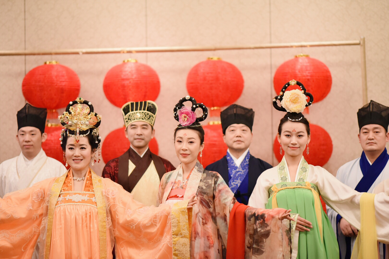 Hanfu Couture Chinese Traditional Clothing