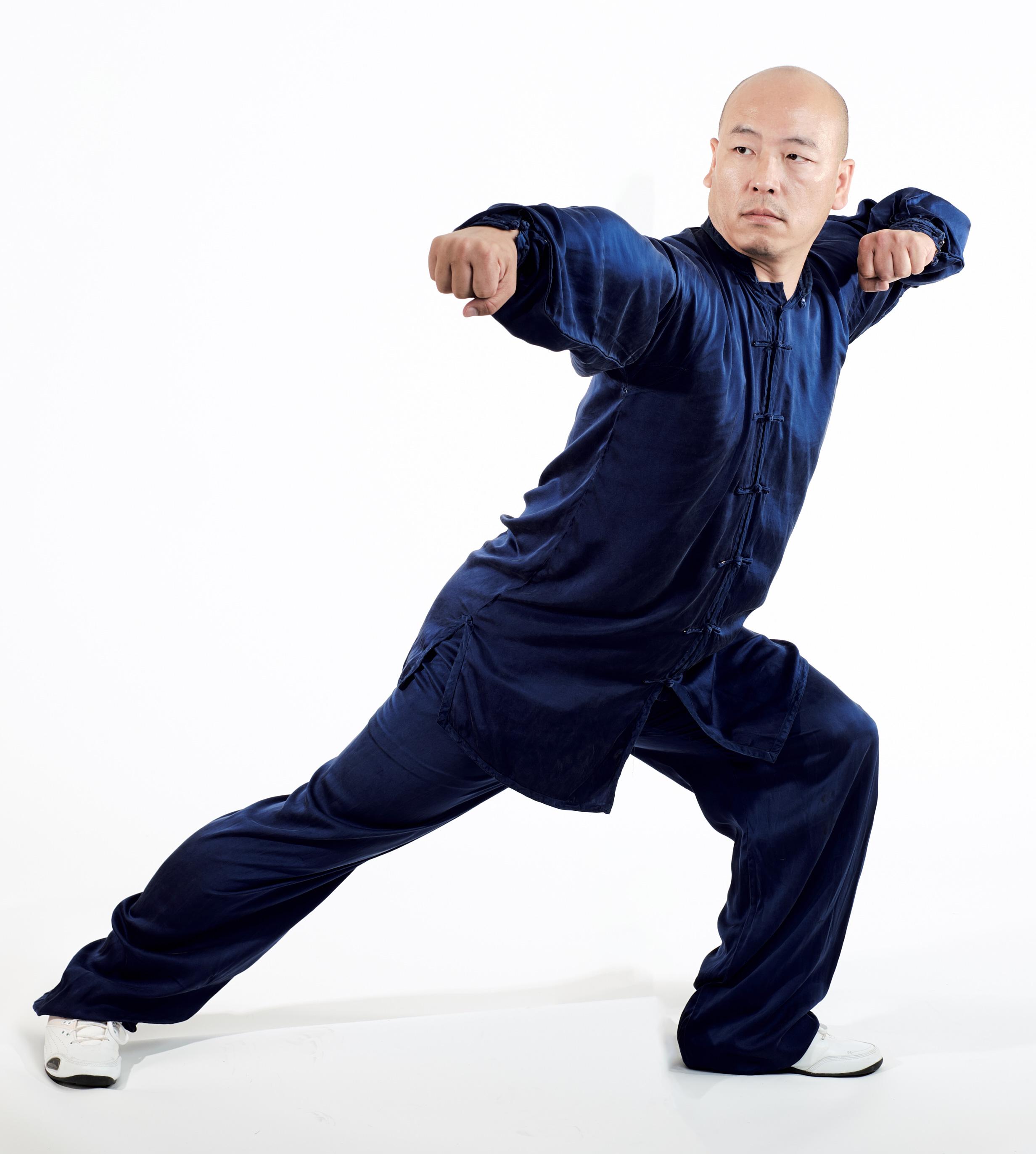 Baiji Kungfu  Wushu