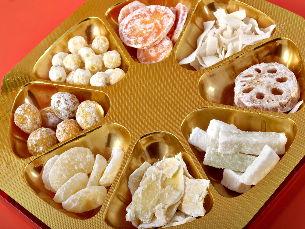 Lunar New Year Sweets
