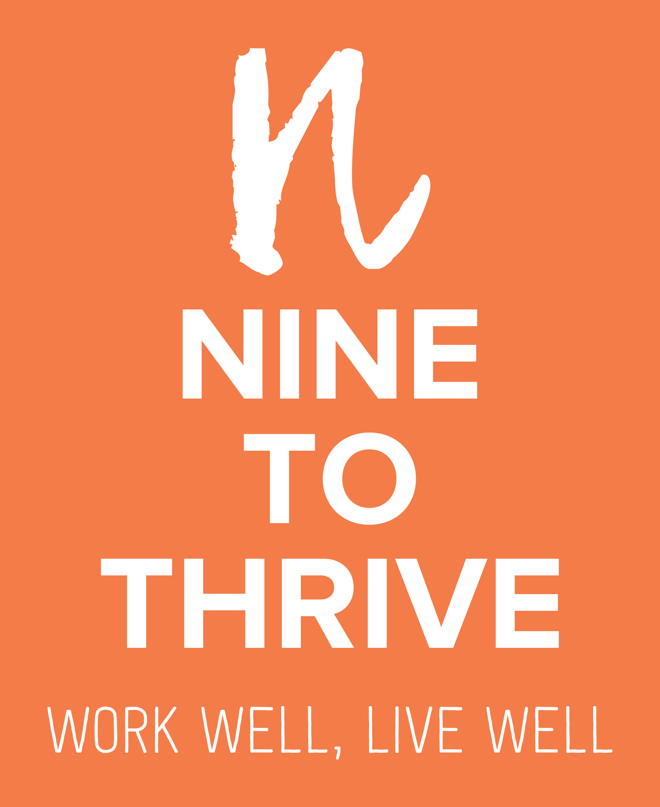 Nine to Thrive logo