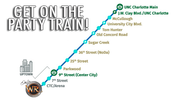 Party Train - Silent Disco on the Light Rail - 17 APR 2018 on charlotte bike map, new mexico rail runner express, four seasons mall map, charlotte trolley, uta trax, metro light rail, charlotte gold line map, lynx rail map, charlotte transportation map, west corridor, charlotte metro map, charlotte lynx gold line, maps map, charlotte route 4, charlotte trolley schedule, lynx purple line, tide light rail, metropolitan atlanta rapid transit authority, charlotte restaurants map, st. louis metrolink, new jersey transit northeast corridor map, old pueblo trolley, charlotte lynx map, south end charlotte nc map, downtown pittsburgh t map, charlotte/douglas international airport, river rail streetcar, center city corridor, charlotte schools map, lacmta gold line, charlotte convention center hotels map, charlotte area transit system, charlotte lynx rail, charlotte location on map, charlotte cats bus schedule, charlotte roads map,