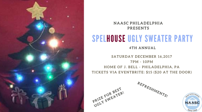 Ugly Sweater Party details