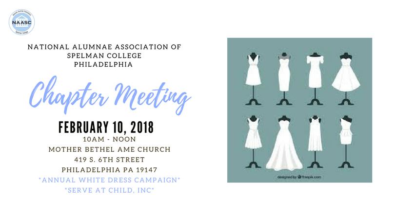 NAASC Philadelphia Chapter Meeting February