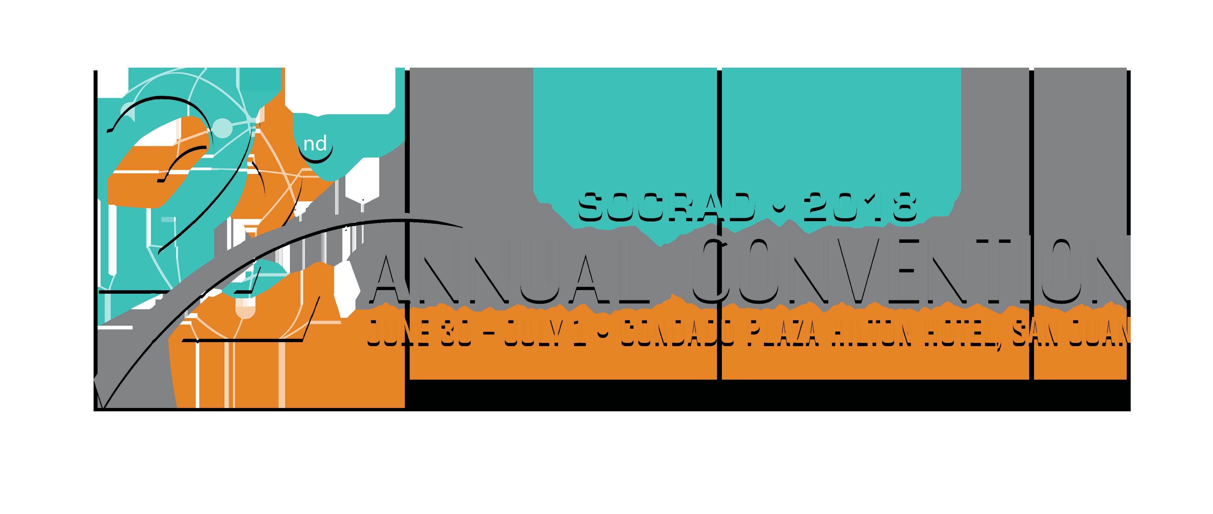 Logo Socrad 2018