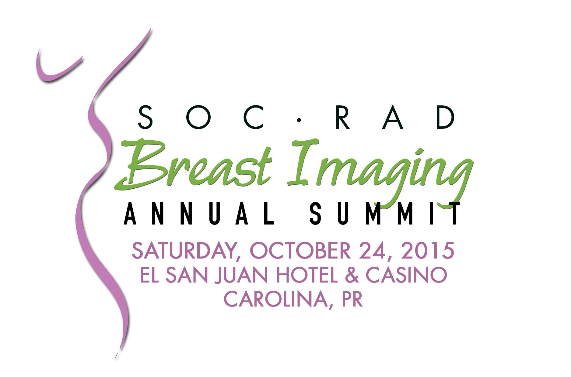Logo Socrad Breast Imaging