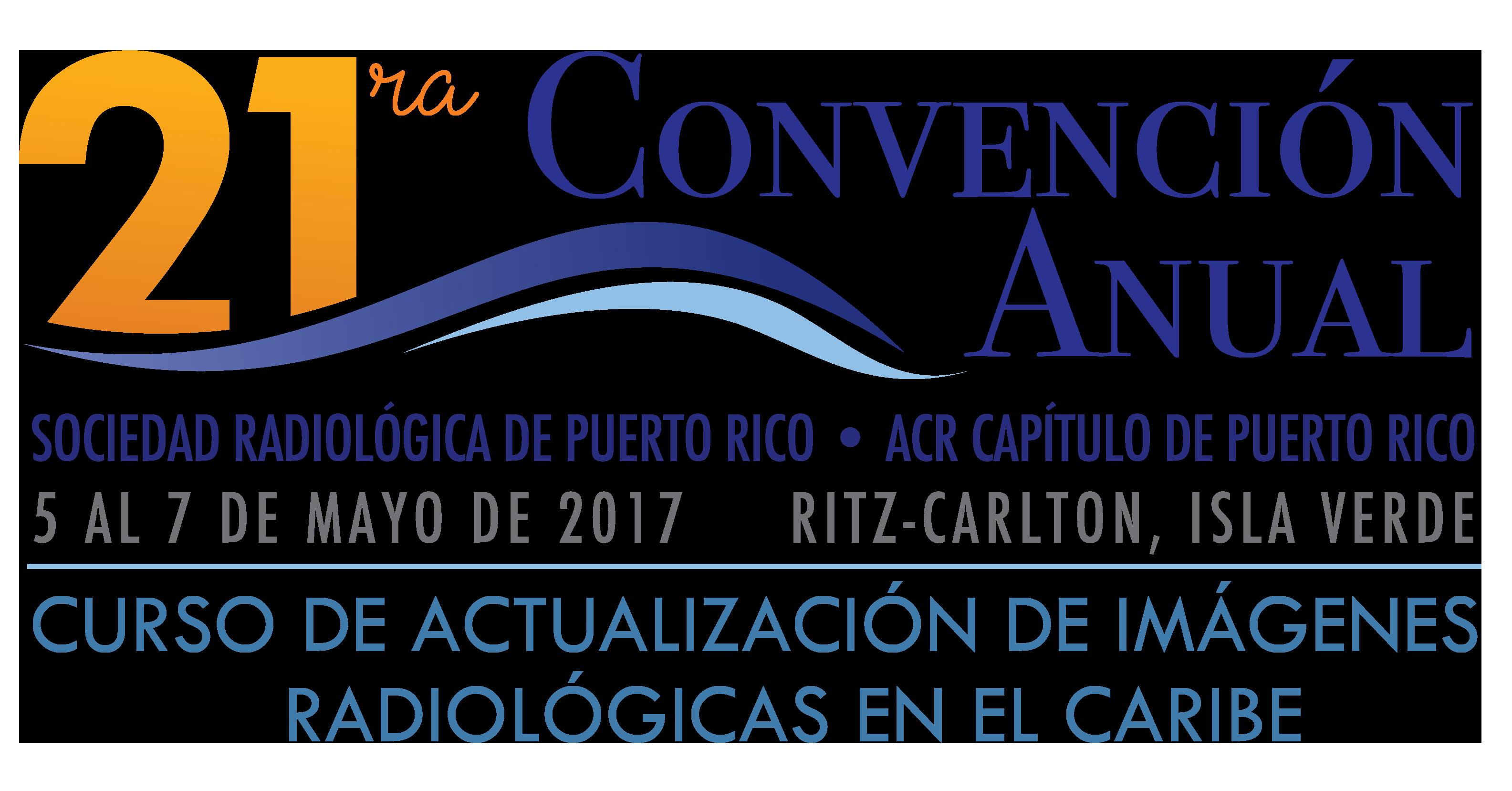 Logo 21ra Convencion SOCRAD