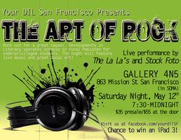 Your DIL Presents: The Art of Rock!