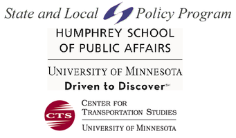 The State and Local Policy Program of the Humphrey School of Public Affairs, University of Minnesota.
