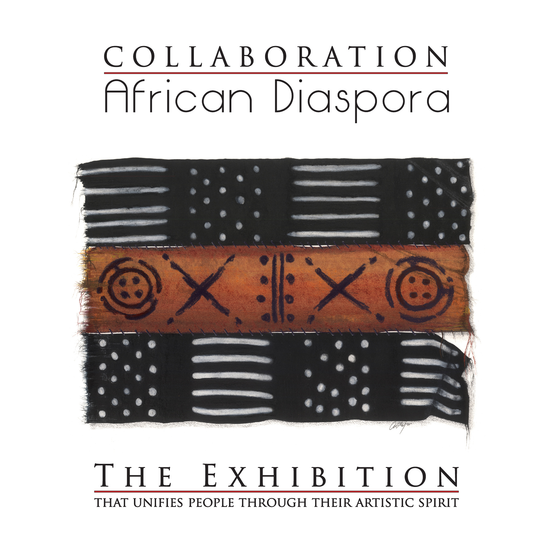 Collaboration African Diaspora Exhibition