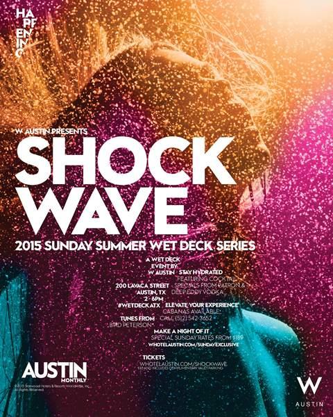 Shock Wave - April 2015