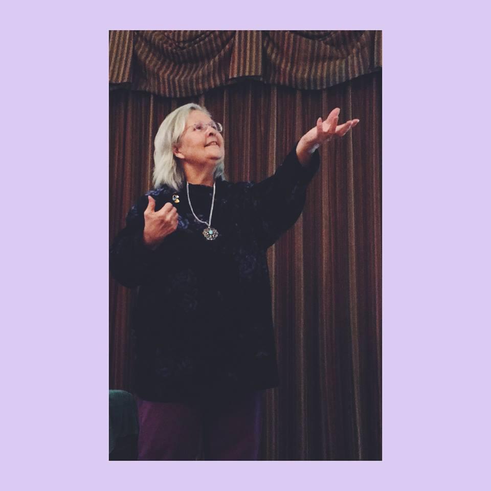 Story Teller Colleen Jayne