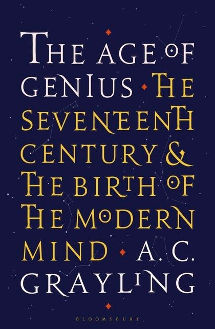 Age of Genius book jacket cover